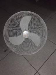 Ventilador de Parede 65cm - Branco - Bivolt - VENTISILVA (USADO)