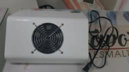 Aspirador/sugador de pó de unhas em gel/fibra