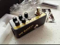Pedal Mooer 002 Preamp Uk Gold 900 Marshall.