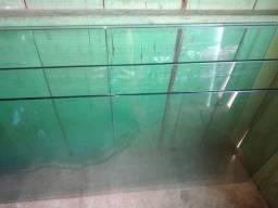 Peças de vidro para porta