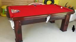 Snooker (Sinuca) semi-professional nova de rede (vale sete) BA