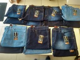 Bermudas jeans masculina plus size