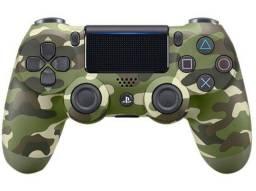 Controle PS4 sem fio Dualshok 4 Sony CAMUFLADO