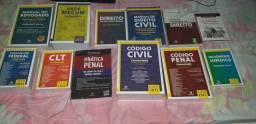 Livros de Direito Novos