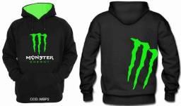 Moletom Monster