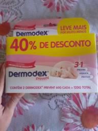 2 pomadas dermodex