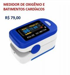 Oxímetro Novo R$ 79,90