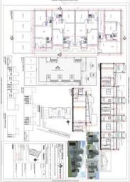 Casa para alugar com 2 dormitórios em Jardim ibirapuera, Ponta porã cod:18397