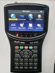 Satlink 6960 Serial L ACM NOVO Nota fiscal e garantia