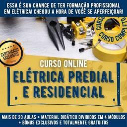 Curso Elétrica Predial/ Residencial