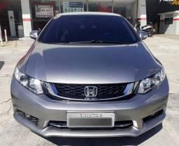 Honda Civic LXR 2.0 Flex 2016 49.000 km Automático Único dono