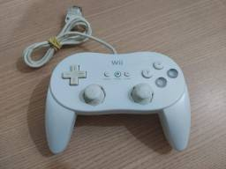 Controle Wii clássico Pro ORIGINAL