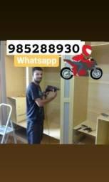 Montador de móveis toda Manaus