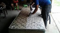 Lavamos sua cama