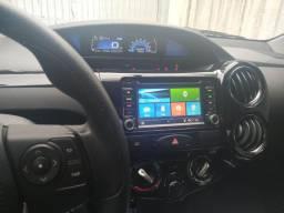 Etios sedan x plus automático