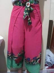 Calça Pantalona nova