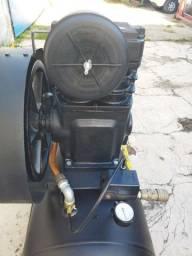 Compressor de ar 25 pes 200 litros