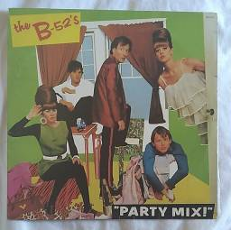 Lp B-52's Party Mix disco vinil