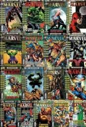 Grandes Herois Marvel. Abril.