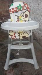 Cadeira de alimentação  unissex
