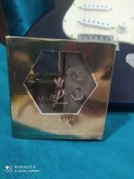 Perfume lhomme YSL 100 ml conjunto original novo