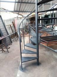 Escada aspiral