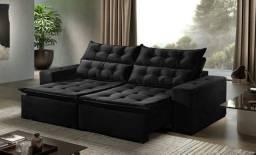 Sofa retratil reclinavel leme OKM717