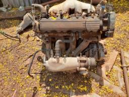 Motor modulo com chave altenador