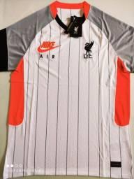 Camisa Liverpool Fourth Nike 20/21 - Tamanhos: M, G