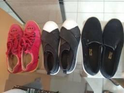 Venda de sapatos estilosos