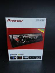 Rádio Pionner mvh-s218bt