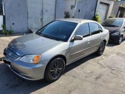 Honda civic 2001 motor 1.7 super econômico