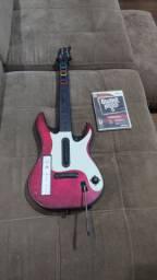 Guitar Hero 5 + Guitarra Nintendo Wii