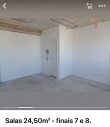 Sala comercial nova - Av. Jabaquara