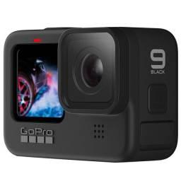 Câmera de Ação Gopro Hero 9 Black 5K + Brinde