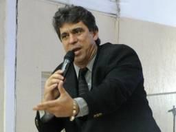 Palestra com o Missionário Delvan Lima