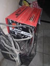 Máquina de Solda Loyal 250