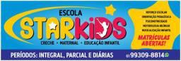 Escola creche star kids ( Cidade Ocidental)