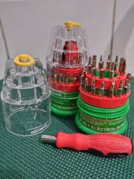 Mini kit ferramentas varejo e atacado entrega a domicílio João pessoa e região