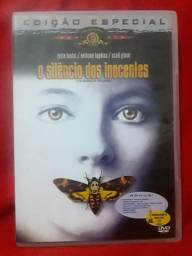 DVD filme O Silencio dos Inocentes