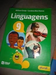 Livros 9° ano Português + Matemática