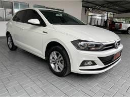 Volkswagen Polo 200 TSI Comfortline 2019 26mil km Garantia de fábrica