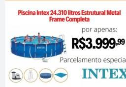 PISCINA INTEX COMPLETA !!!!!ENTREGAMOS.
