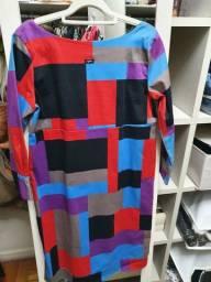 Vestido multi color G  TOTEM