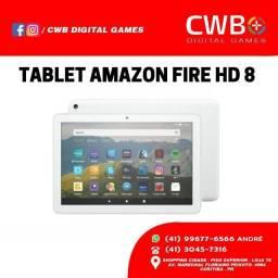Tablet Amazon Fire HD 8 2020 32GB. Novo, lacrado com garantia. Loja Física