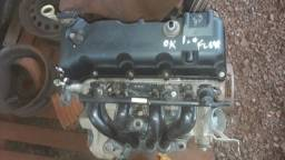 Motor zetec rocam 1.0 Flex