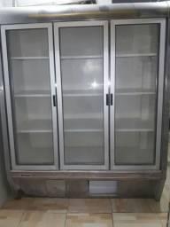 Balcão frios 3 portas