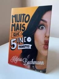 Livro Muito Mais que Cinco Minutos