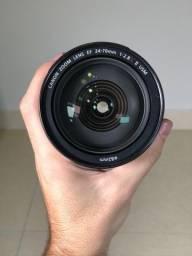 Lente Canon 24-70 USM II