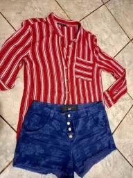 Blusão estilo vestido